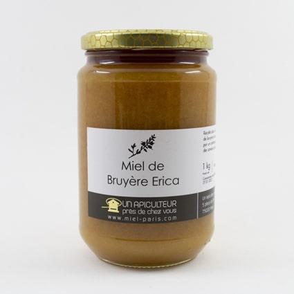 Miel de Bruyère Erica