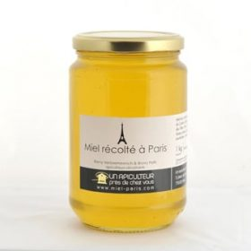 Miel de Paris, récolte de printemps