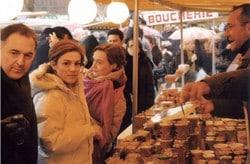 Chantal Jouanno Place des Fêtes