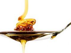 Le miel à la cuillère