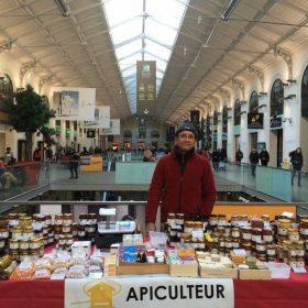 Gare St Lazare : ANNULE