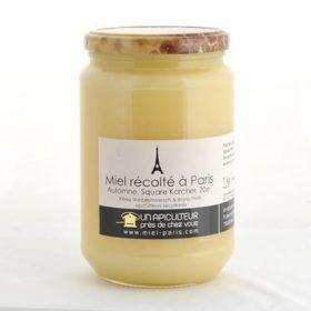 Miel de Paris, récolte de Sophora