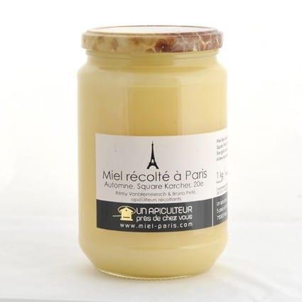 Miel de Paris, miel de Sophora