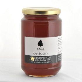 Miel de Sapin, récolté dans Le Jura