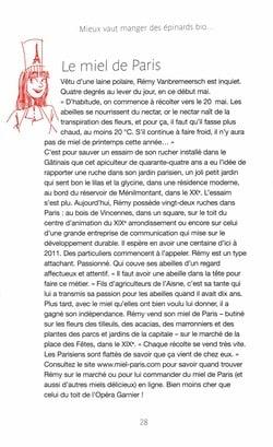 Les Pintades - Le Miel de Paris