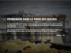 Reportage Photo dans Le Monde