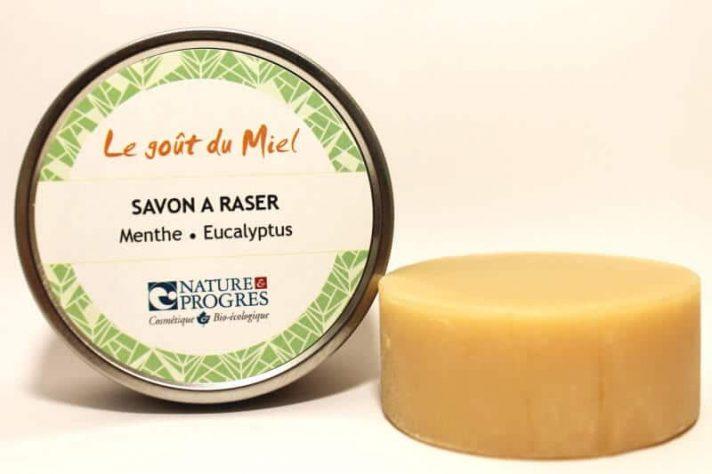 Savon àfroid au miel et à l'eucalyptus